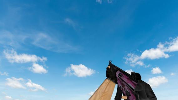 MP5 Pink Camo