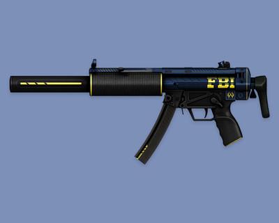 MP5-SD «Агент»