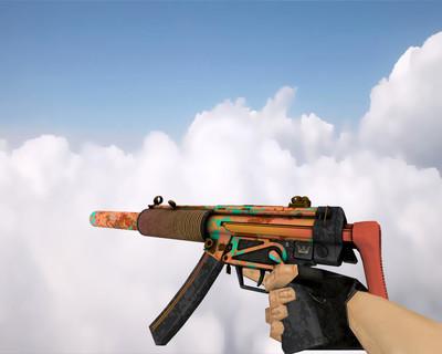 MP5-SD | Оксидовый оазис (Oxide Oasis)