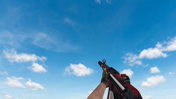MP5 Silencer ARES