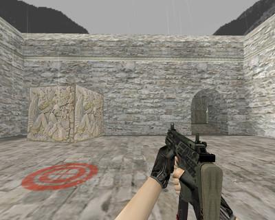 MP7 | Диверсант (Guerrilla)