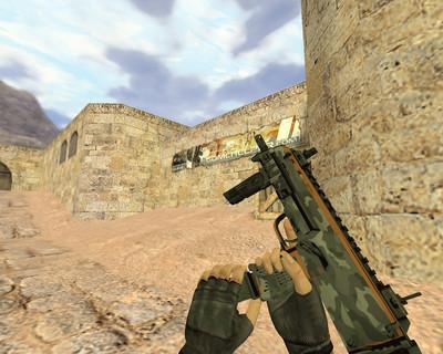 MP7 Городская опасность