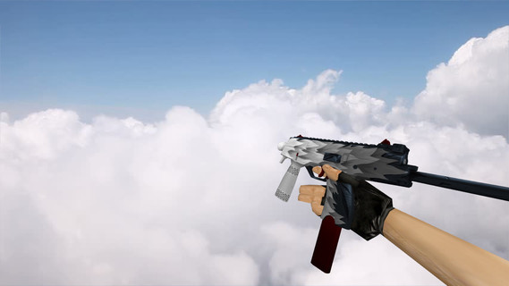 MP9 White Fang