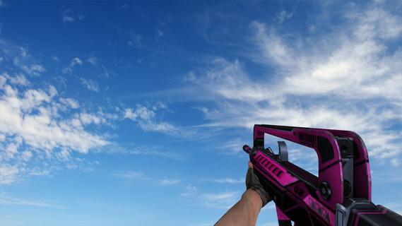 Neon Pink Set