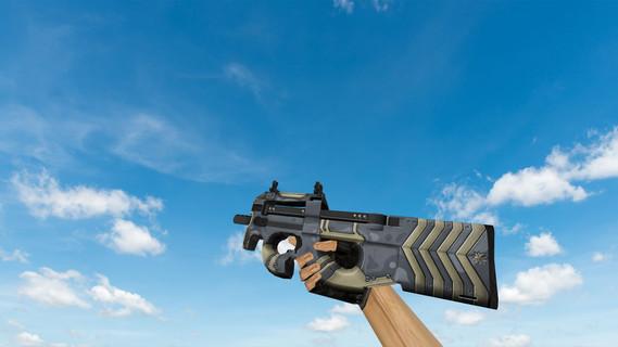 P90 The Silver