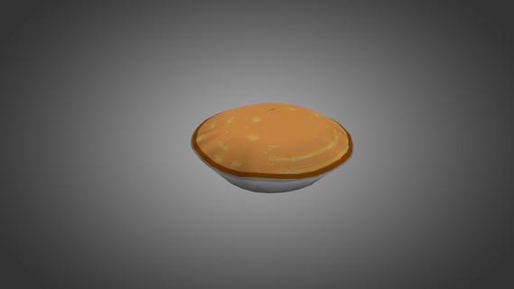 Pie as Backpack