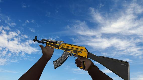 Пак оружия с пиратскими руками