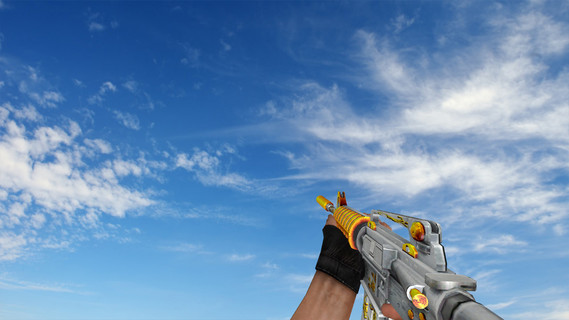 Platinum Weapon Pack