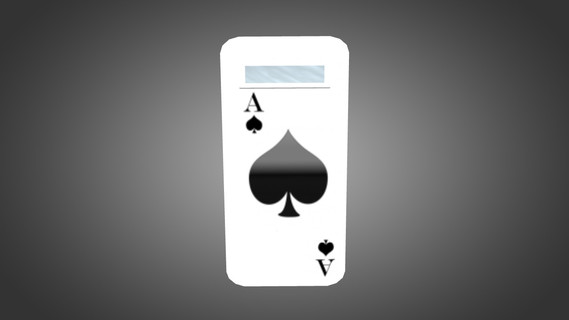 Playing Cards Shield