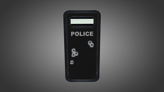 Police Carbon Shield