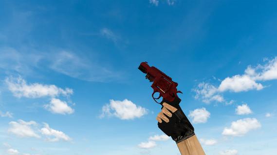 Револьвер R8 Кровавая паутина