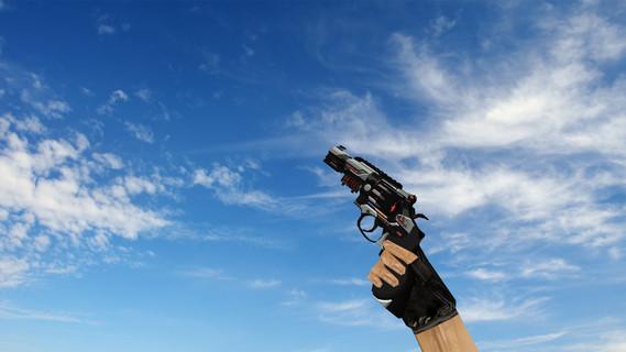 Револьвер R8 Перезагрузка