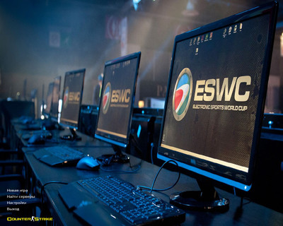 Сборка CS 1.6 ESWC