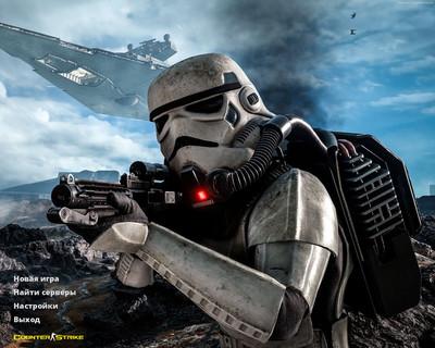 Сборка CS 1.6 Star Wars