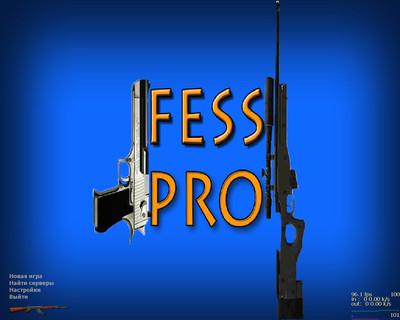 Сборка CS 1.6 от Фесса