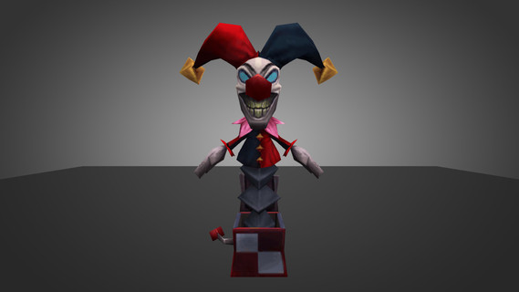 Shaco's Jack In The Box