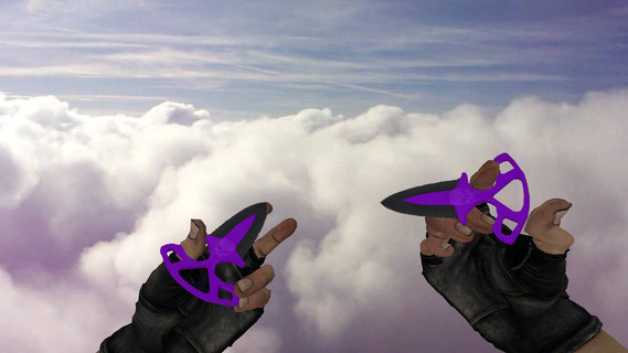 Тычковые ножи «Ультрафиолет»