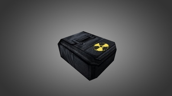 Simple C4 Nuclear Backpack