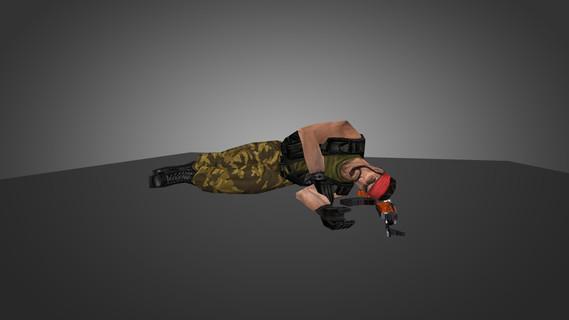 Sleeping Terrorist