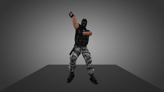 Terror Gangnam Style