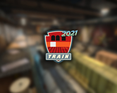 Пак скинов коллекции «Train 2021»