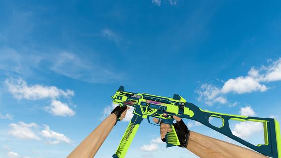 UMP-45 Fresh