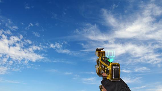 Voxel Short Gun