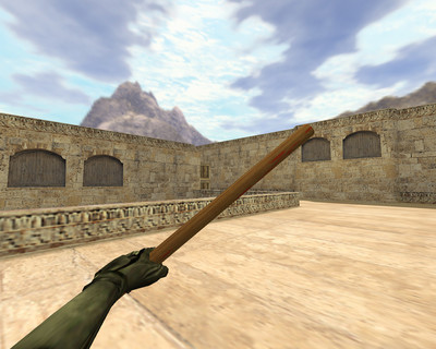 Деревянная боевая палка