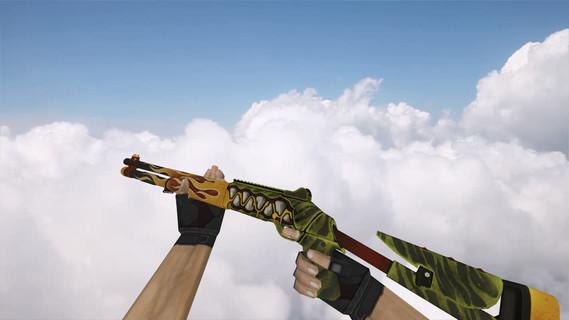 XM1014 «Поджигатор»