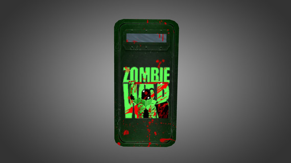 Zombie War Shield